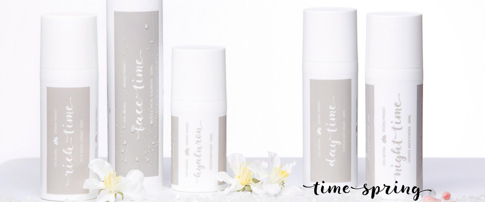 Produkte mit Logo timespring